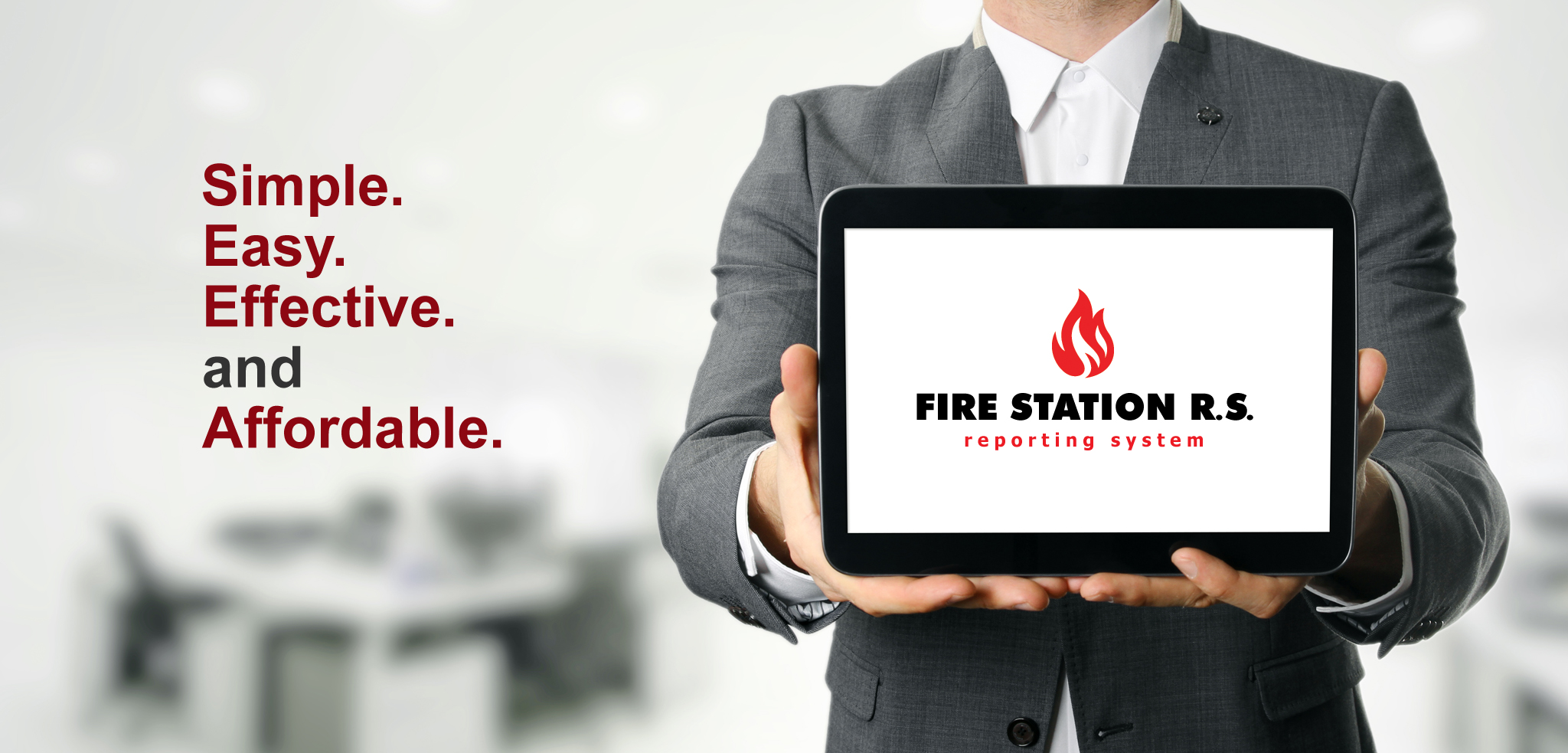 Fire Station R.S. is easy, simple, effective and affordable.